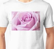 Lavender Rose Just About Perfect  Unisex T-Shirt