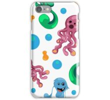 Funny pattern iPhone Case/Skin