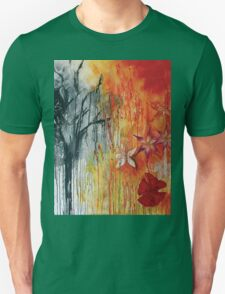 winter into spring T-Shirt
