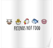 Friends, Not Food! Poster