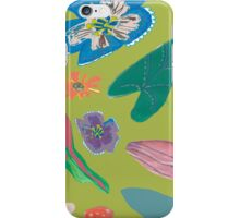 Olive Garden Nature iPhone Case/Skin