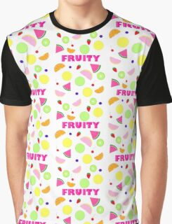 Fruity Graphic T-Shirt