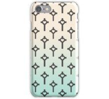 Pastel Cross Pattern iPhone Case/Skin