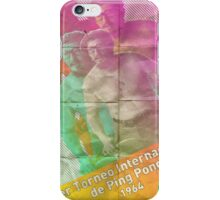 Fidel Castro - Ping Pong iPhone Case/Skin