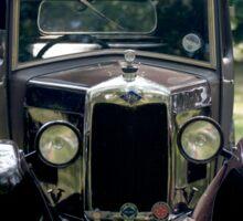 Riley automobile Sticker