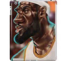 King James Vol 1 iPad Case/Skin