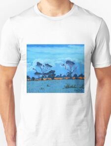 West Cork Trees, Ireland Unisex T-Shirt