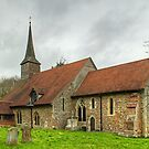 The Church of St Etheldreda by Jamie  Green