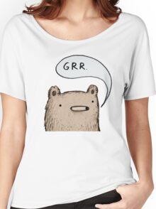 Growling Bear Women's Relaxed Fit T-Shirt