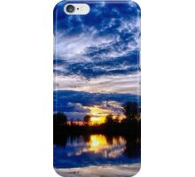 Spring Sunset iPhone Case/Skin