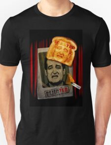 rejecTED, toasTED, amazing feature. T-Shirt