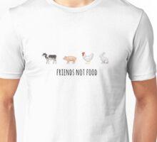Friends, Not Food II Unisex T-Shirt