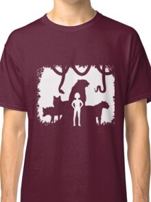 Boy in the wild Classic T-Shirt
