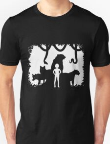 Boy in the wild Unisex T-Shirt