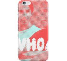 Whoa - Point Break iPhone Case/Skin