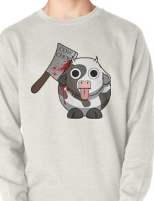 Cow Chop Bloody Knife Pullover