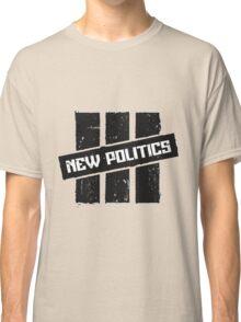 New Politics Logo Classic T-Shirt