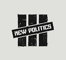 New Politics Logo Unisex T-Shirt