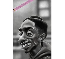 Tupac as Bishop from Juice Photographic Print