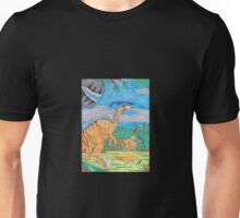 Parasaurolophus Unisex T-Shirt