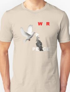 War And Peace - Pigeons Peace T-Shirt