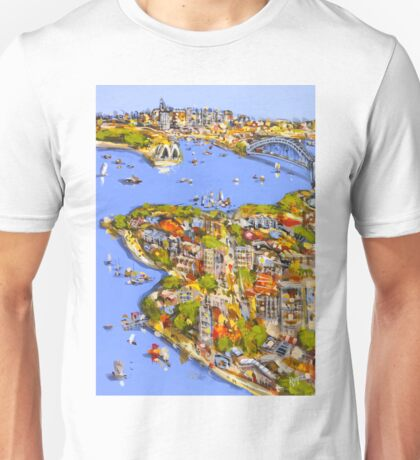 A touch of Sydney Unisex T-Shirt