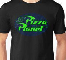 Pizza Planet Space Unisex T-Shirt