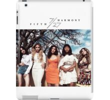Fifth Harmony's 7/27 Simple Design  iPad Case/Skin