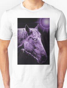 Horse by starlight T-Shirt