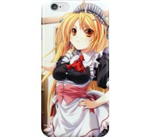 HIGH QUALITY ANIME WORKS iPhone Case/Skin