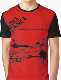 How Could Hoth Be Any Worse? Graphic T-Shirt