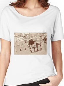 Cattle Drive 3 Women's Relaxed Fit T-Shirt