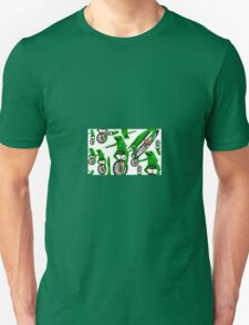Here Come Dat Boi - Collage T-Shirt