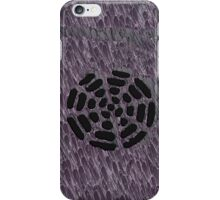 Purple Sewer Drain iPhone Case/Skin