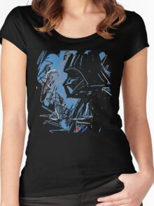 Darth Women's Fitted Scoop T-Shirt