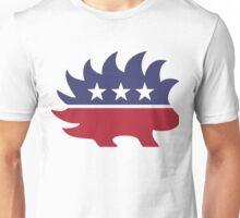 Libertarian Party Porcupine Unisex T-Shirt