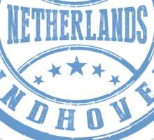 Stamp of Eindhoven Sticker