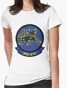 VFA-213 Blacklions Womens Fitted T-Shirt