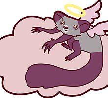 Angel Aye Aye by SaradaBoru