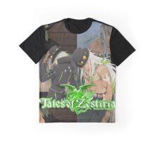 TALES OF ZESTIRIA · TSHIRT wind seraph(s) ~ Dezel and Zaveid ver.1 Graphic T-Shirt