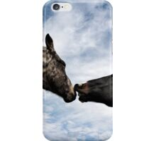 Kissy Face iPhone Case/Skin