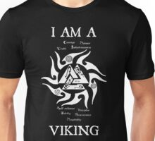 I am a Viking (valknut) 2 Unisex T-Shirt
