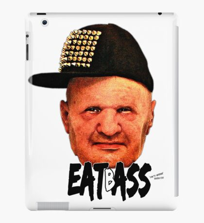 EAT BASS iPad Case/Skin