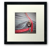 Peeping Tom Framed Print