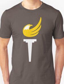 Libertarian Party Torch Unisex T-Shirt