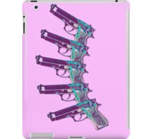 Guns iPad Case/Skin