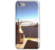 35mm slide 1980 Sydney iPhone Case/Skin