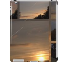 Saturday morning Canberra  iPad Case/Skin