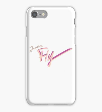Jessica - Fly iPhone Case/Skin