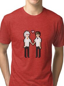 everybody finds love Tri-blend T-Shirt